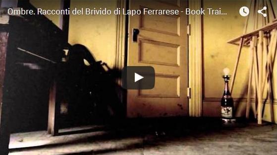 Booktrailer Ombre Lapo Ferrarese