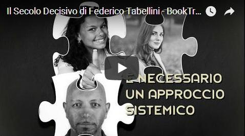 Booktrailer Il Secolo Decisivo di Federico Tabellini