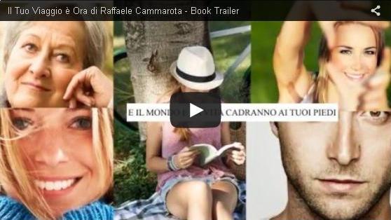 Booktrailer Il tuo viaggio è ora Raffaele Cammarota